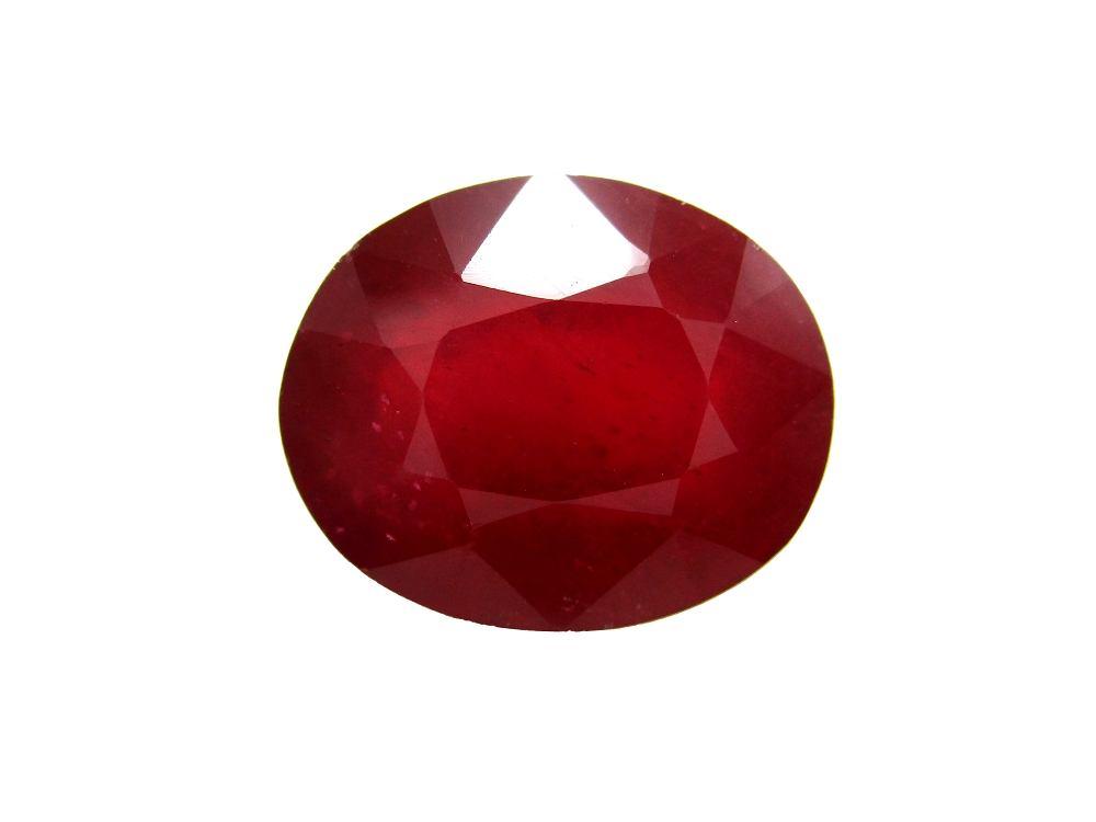 Ruby - 10.77 Carat - GFE01029 - Main Image