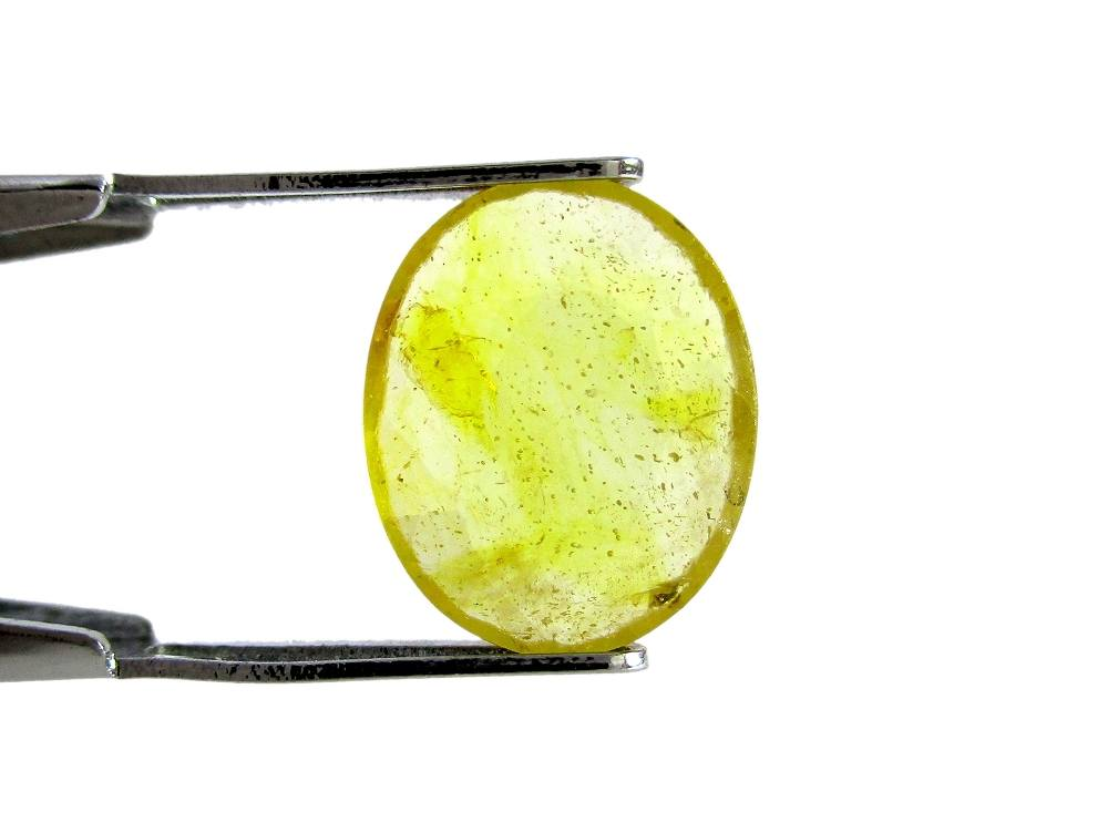 Yellow Sapphire - 3.14 Carat - GFE07002 - Image 2