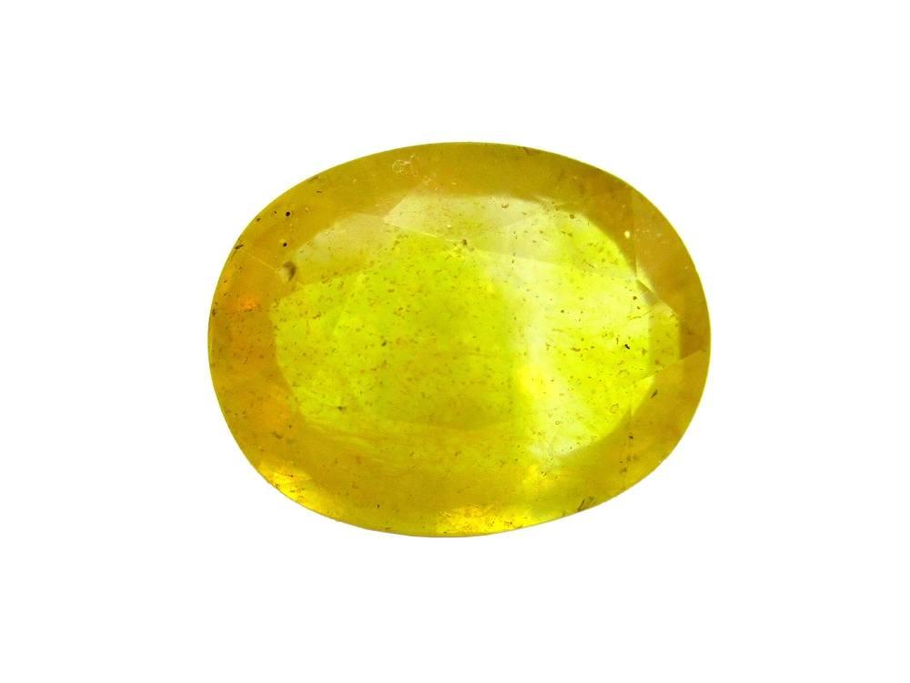 Yellow Sapphire - 7.60 Carat - GFE07017 - Main Image