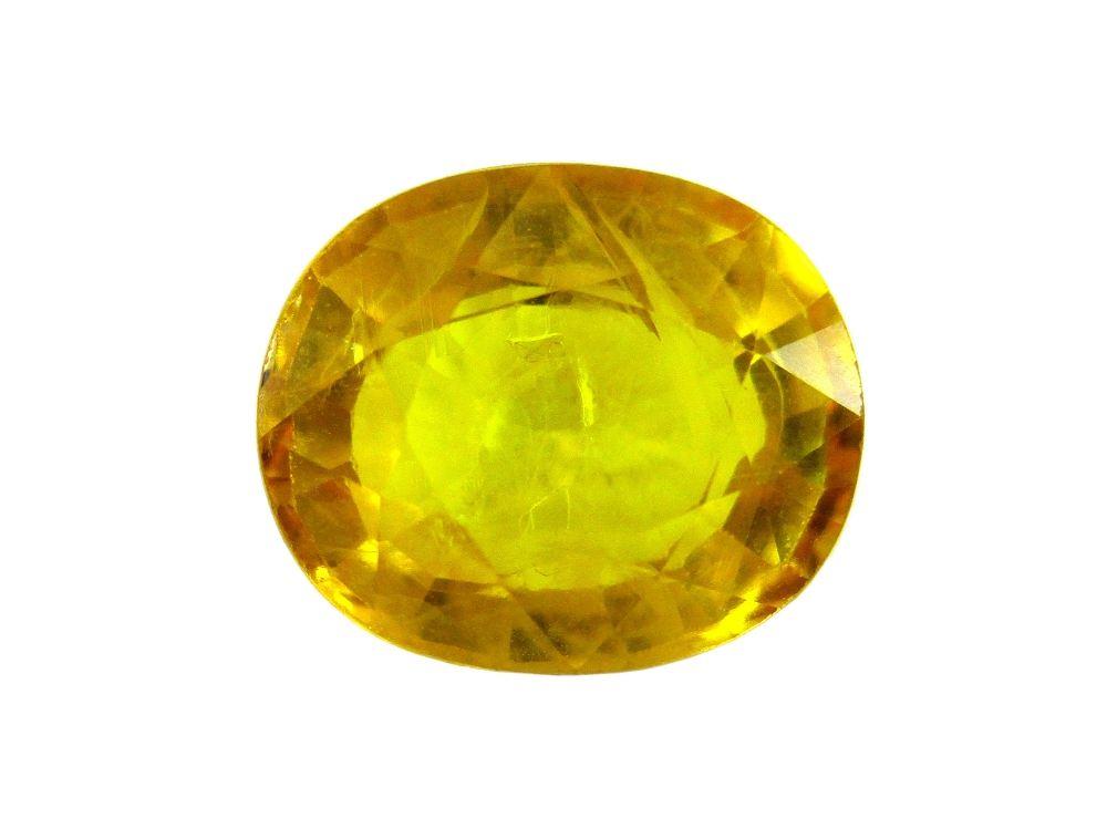 Yellow Sapphire - 3.25 Carat - GFE07040 - Main Image