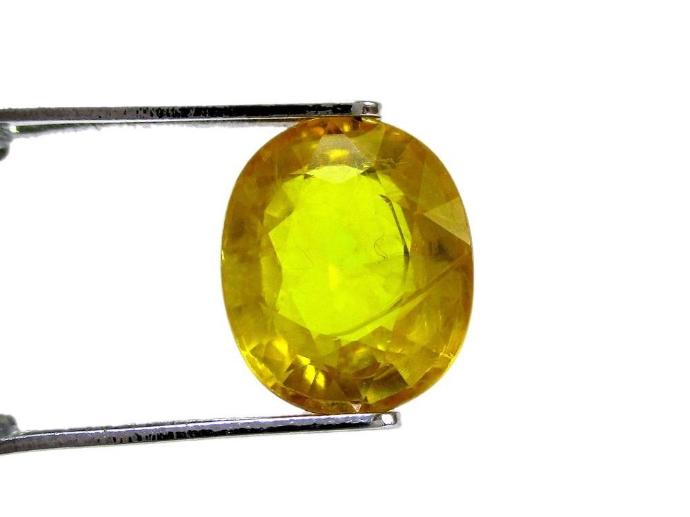 Yellow Sapphire - 3.25 Carat - GFE07040 - Image 2