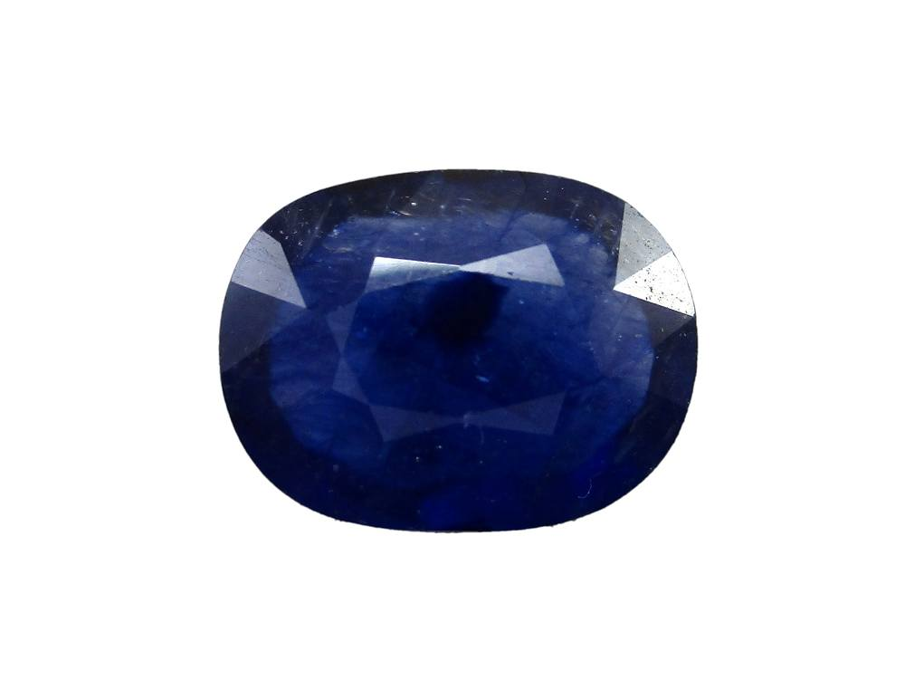 Blue Sapphire - 3.68 Carat - GFE08005 - Main Image