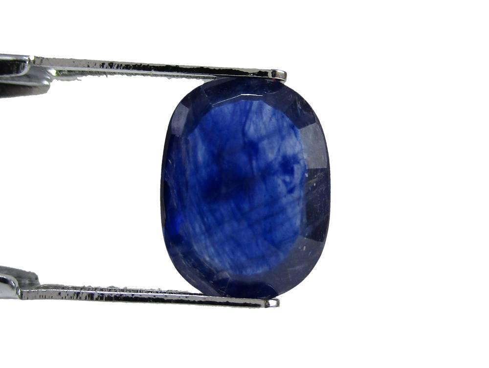 Blue Sapphire - 3.68 Carat - GFE08005 - Image 3