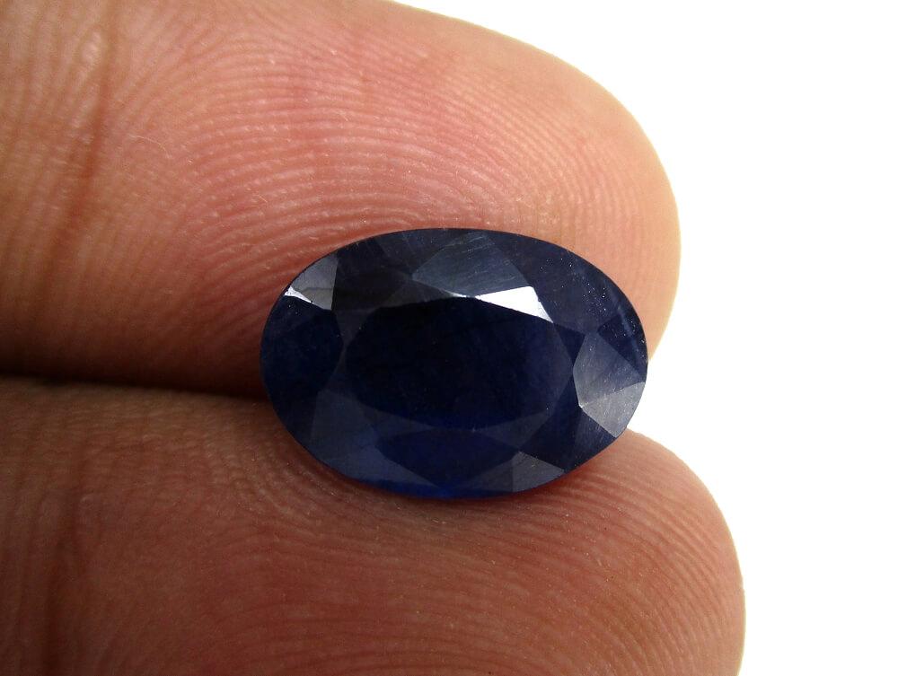 Blue Sapphire - 4.44 Carat - GFE08028 - Image 4
