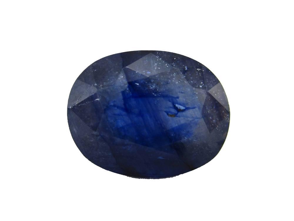 Blue Sapphire - 4.83 Carat - GFE08037 - Main Image