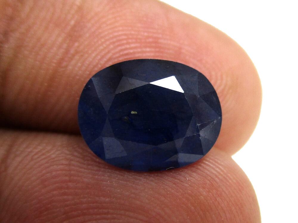 Blue Sapphire - 4.83 Carat - GFE08037 - Image 4
