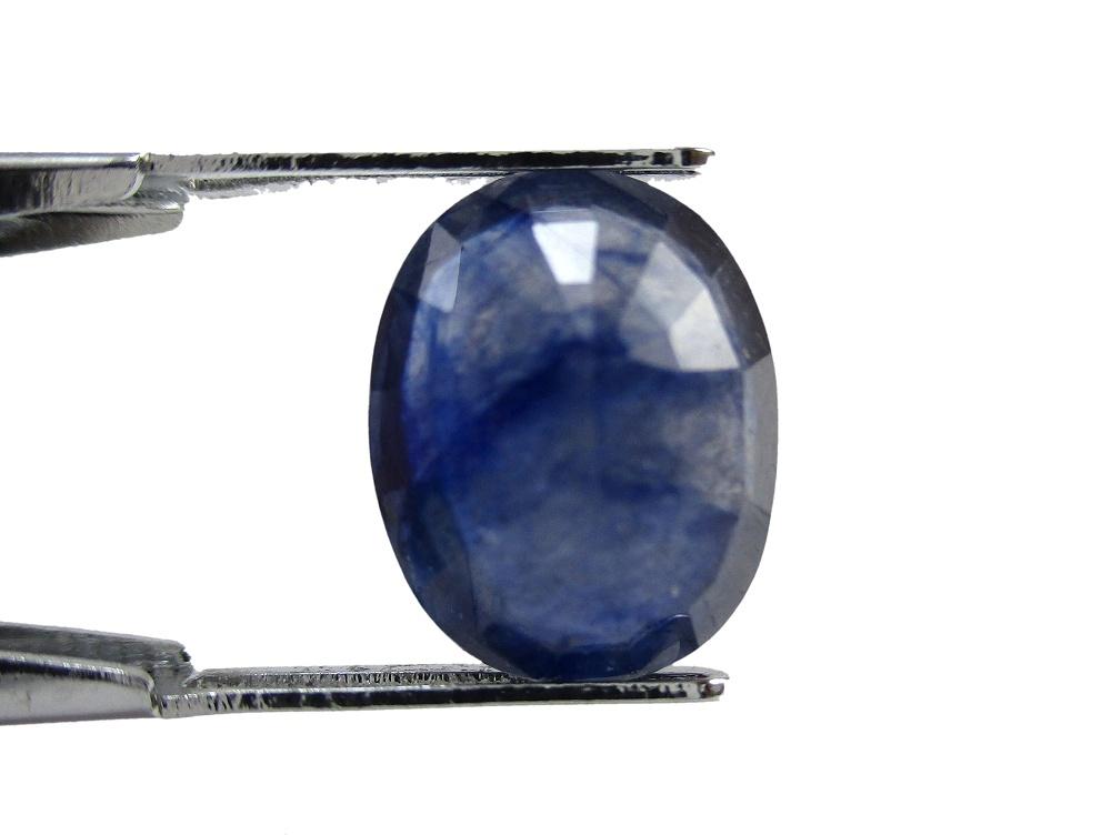 Blue Sapphire - 5.48 Carat - GFE08043 - Image 3