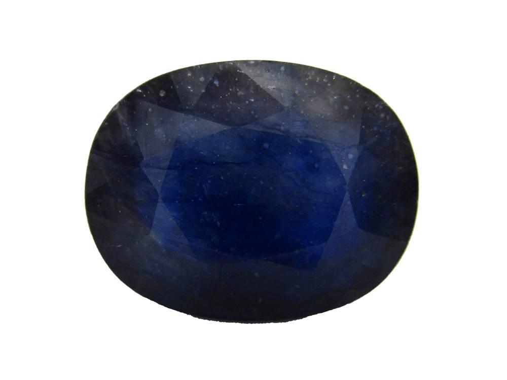 Blue Sapphire - 5.74 Carat - GFE08046 - Main Image