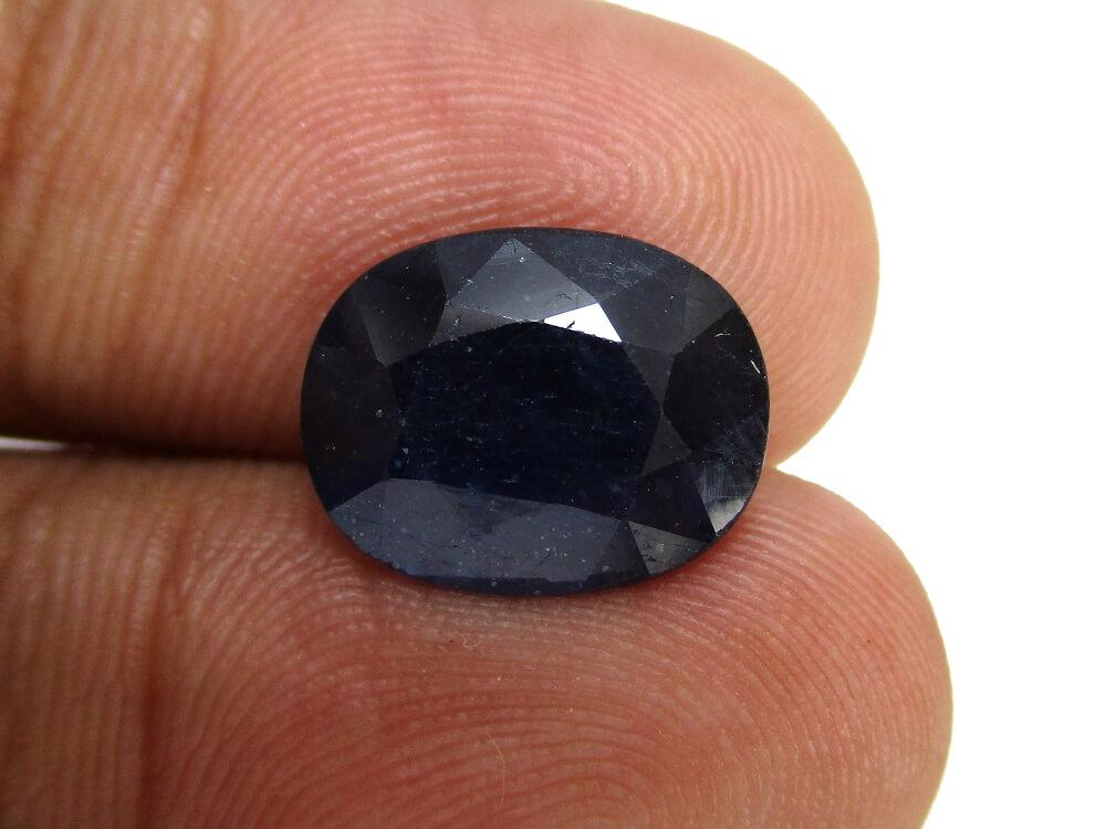 Blue Sapphire - 5.74 Carat - GFE08046 - Image 4