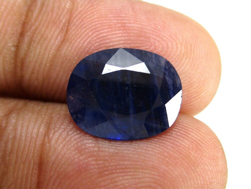 Blue Sapphire - 6.00 Carat - GFE08048 - Image 4