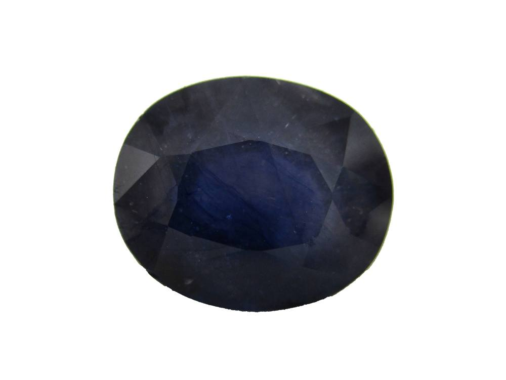 Blue Sapphire - 6.96 Carat - GFE08058 - Main Image