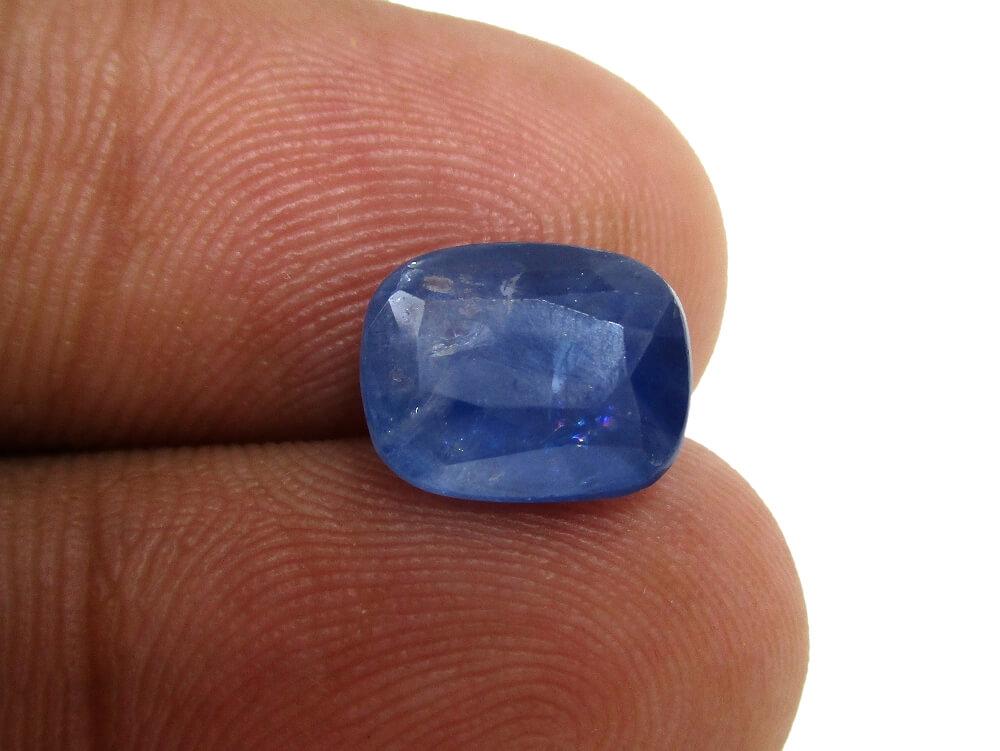 Blue Sapphire - 3.47 Carat - GFE08071 - Image 4
