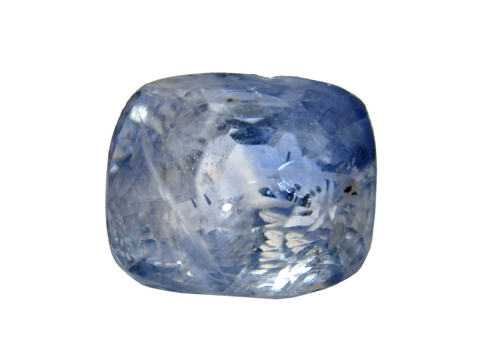 Blue Sapphire - 6.37 Carat - GFE08074 - Main Image