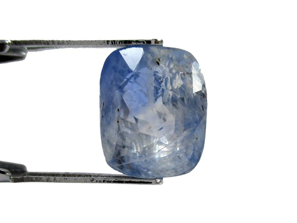 Blue Sapphire - 6.37 Carat - GFE08074 - Image 2