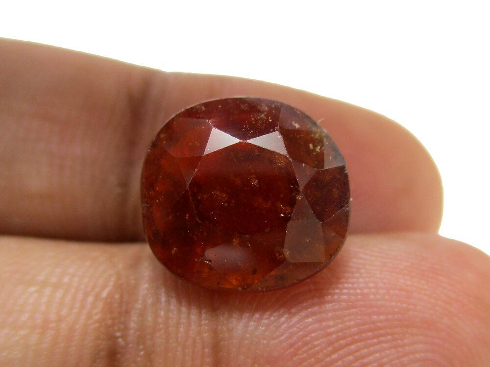 Hessonite Garnet - 10.00 Carat - GFE09049 - Image 3