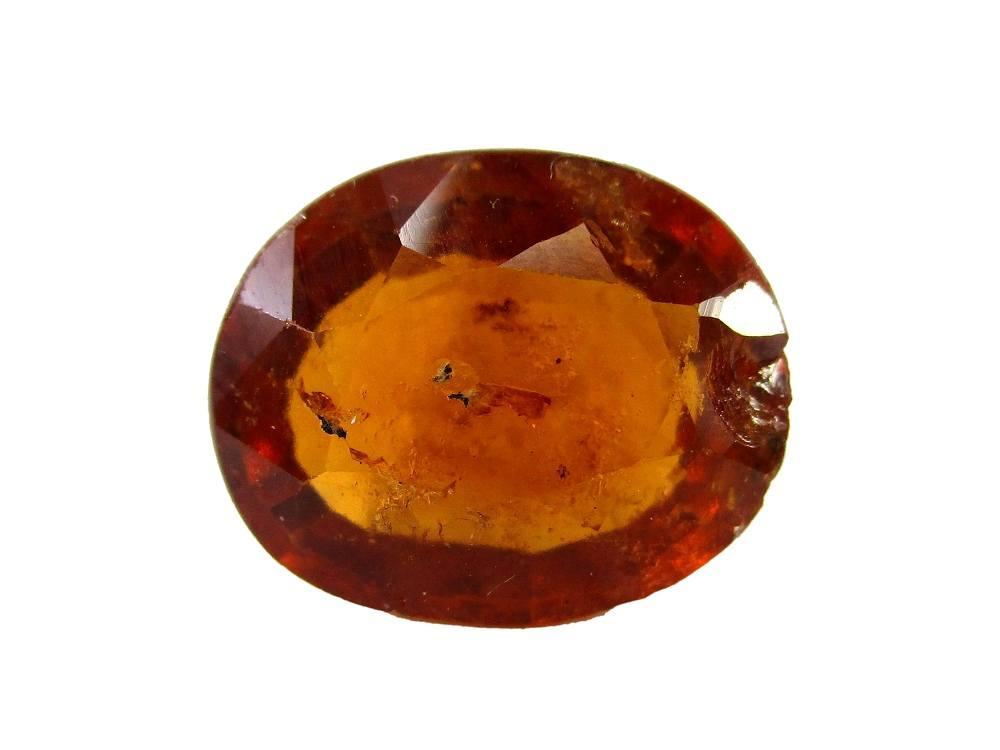 Hessonite Garnet - 4.99 Carat - GFE09059 - Main Image
