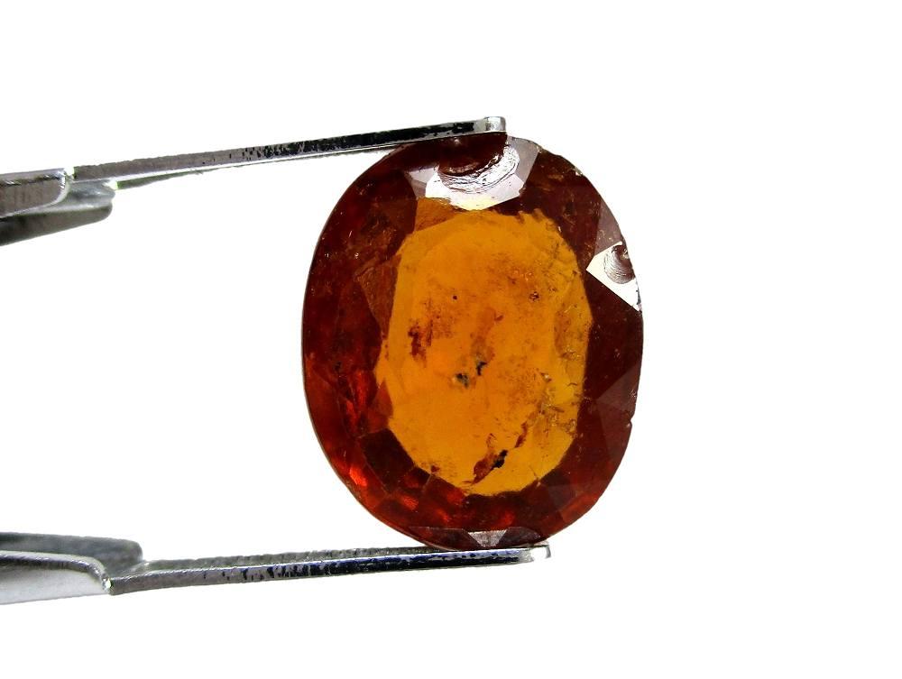 Hessonite Garnet - 4.99 Carat - GFE09059 - Image 2