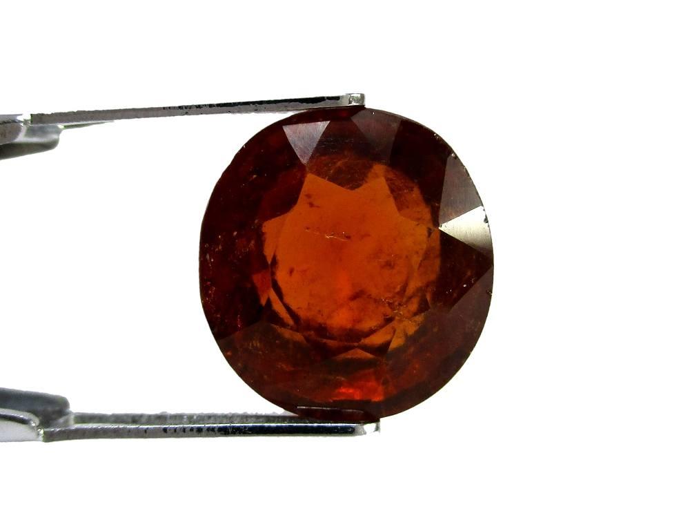 Hessonite Garnet - 7.15 Carat - GFE09063 - Image 2
