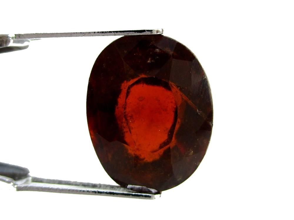 Hessonite Garnet - 8.49 Carat - GFE09068 - Image 2