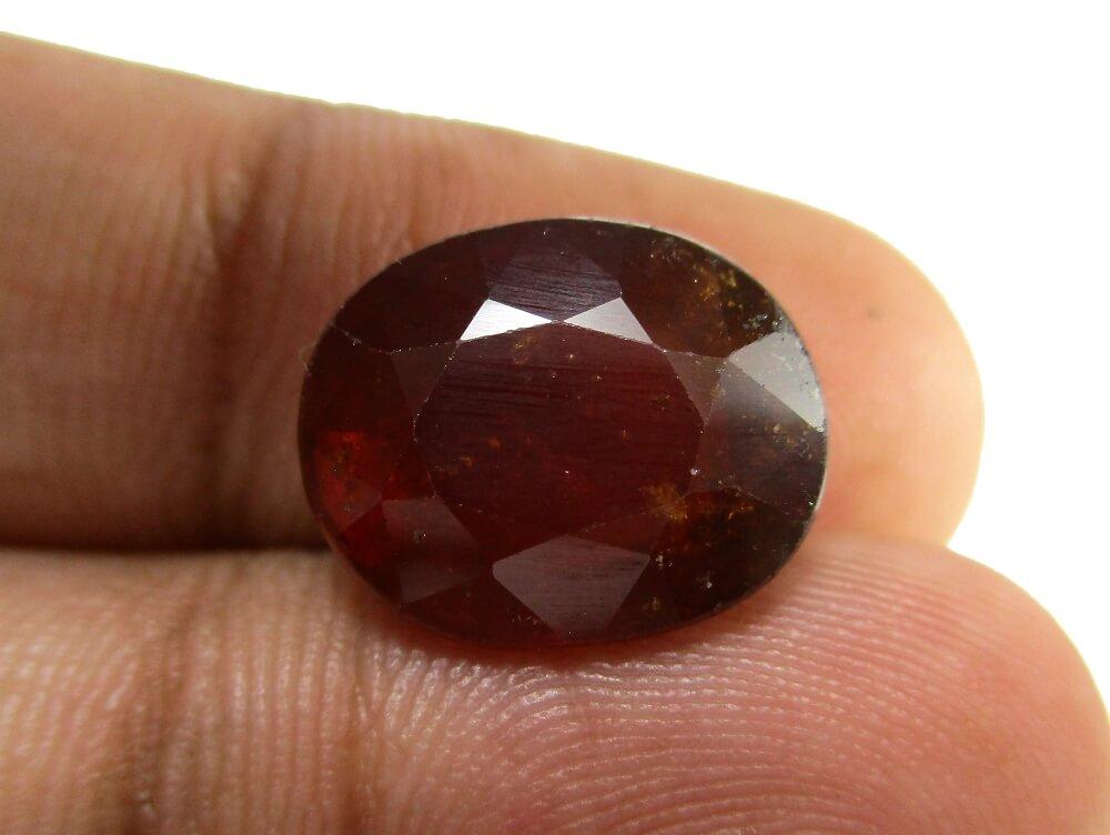 Hessonite Garnet - 8.84 Carat - GFE09070 - Image 3