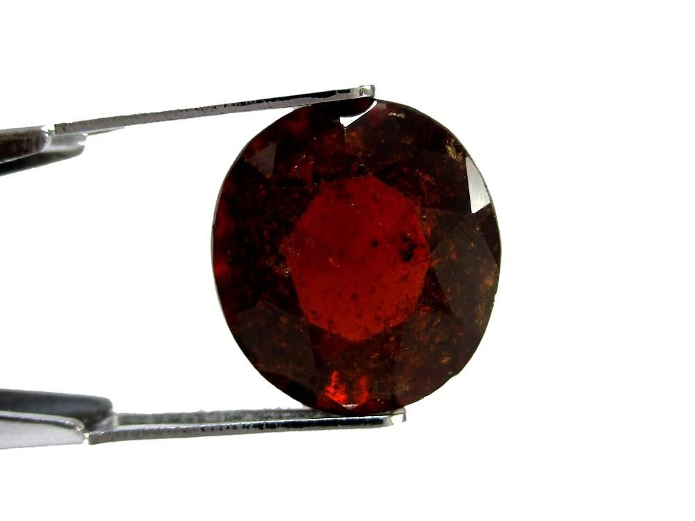 Hessonite Garnet - 8.96 Carat - GFE09071 - Image 2