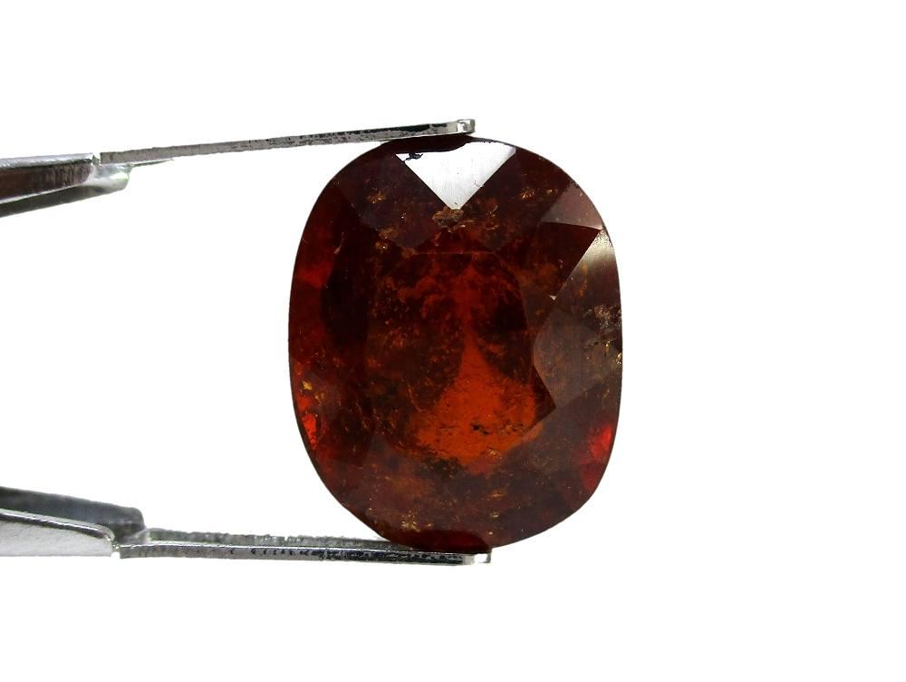 Hessonite Garnet - 10.74 Carat - GFE09073 - Image 2