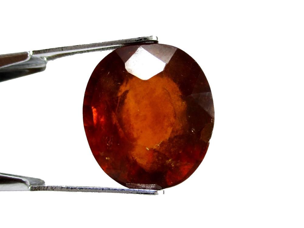Hessonite Garnet - 10.28 Carat - GFE09075 - Image 2