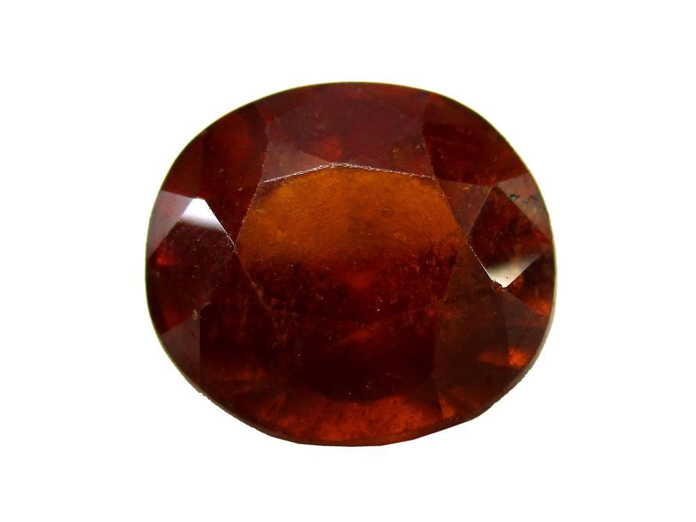Hessonite Garnet - 10.40 Carat - GFE09076 - Main Image