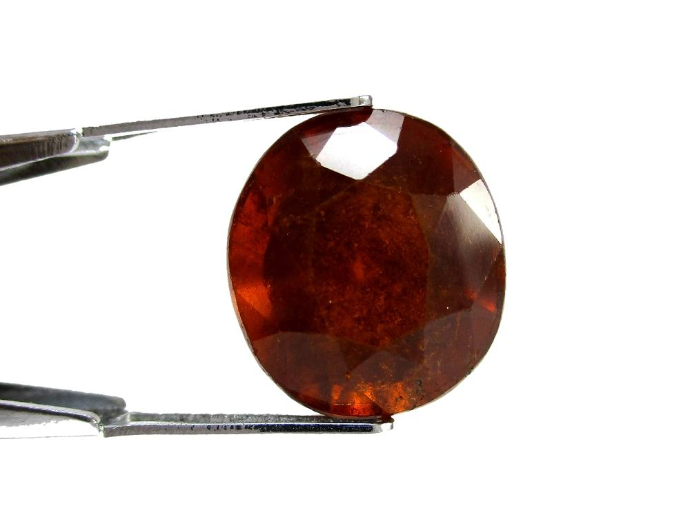 Hessonite Garnet - 10.40 Carat - GFE09076 - Image 2