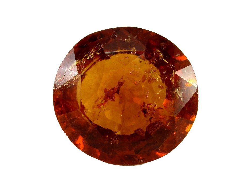Hessonite Garnet - 12.30 Carat - GFE09077 - Main Image