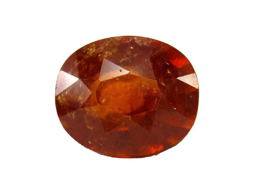 Hessonite Garnet - 13.38 Carat - GFE09078 - Main Image