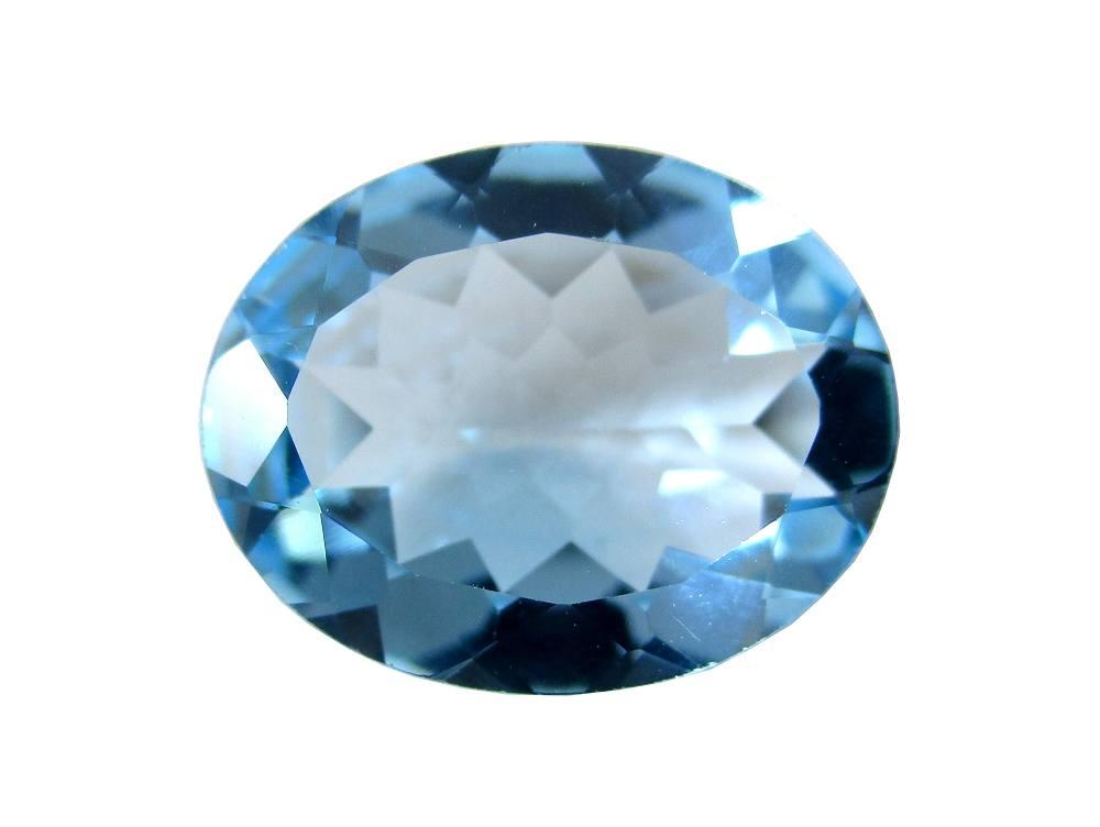 Blue Topaz - 5.09 Carat - GFE14002 - Main Image
