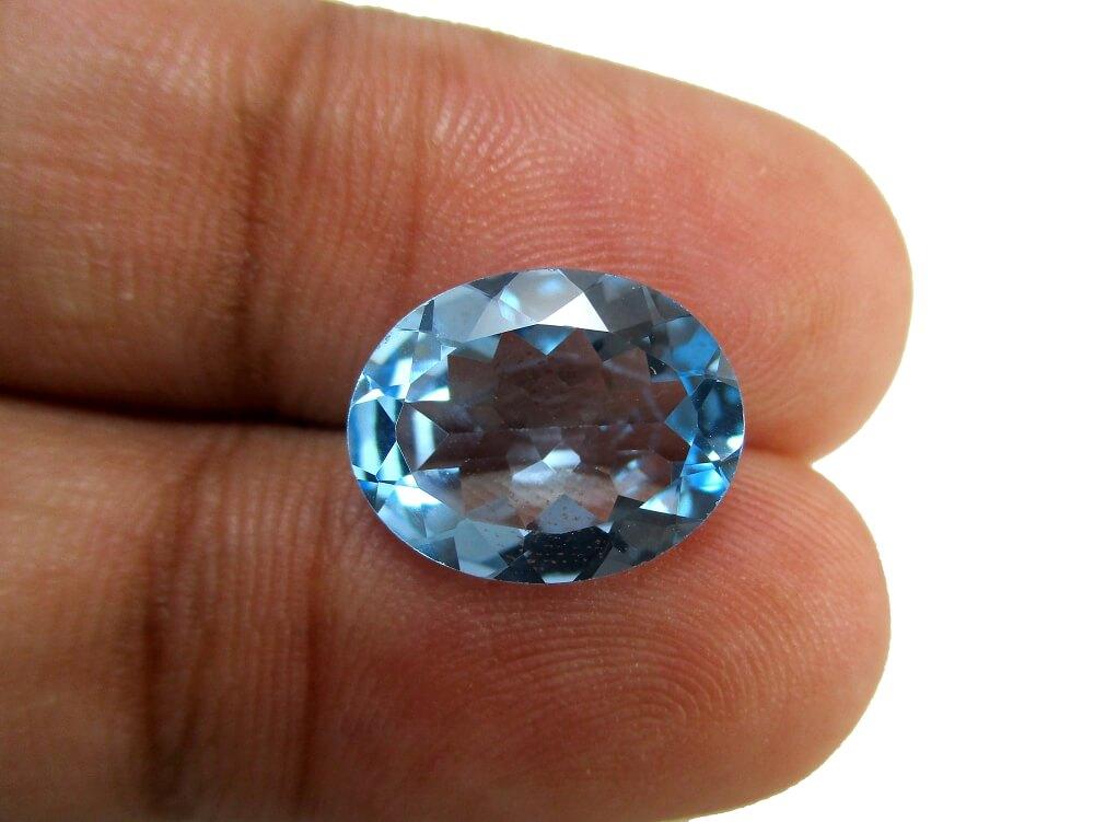 Blue Topaz - 5.09 Carat - GFE14002 - Image 3