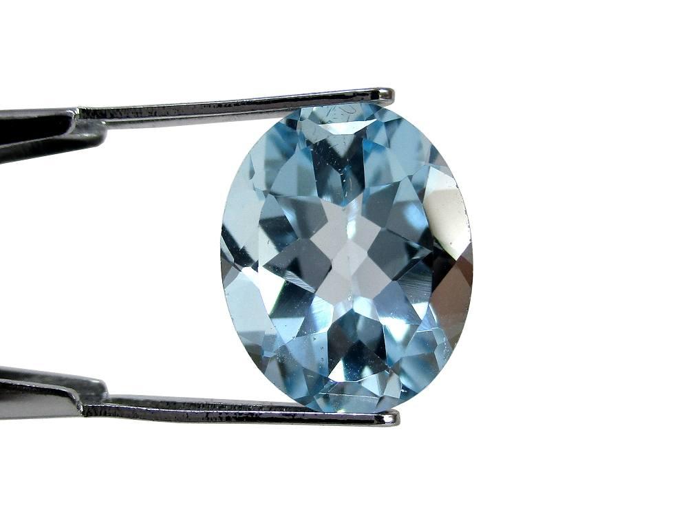 Blue Topaz - 5.13 Carat - GFE14003 - Image 2