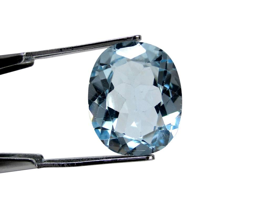 Blue Topaz - 5.47 Carat - GFE14006 - Image 2