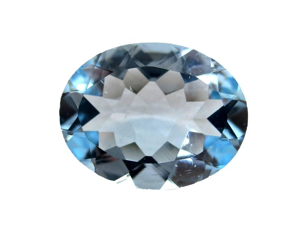Blue Topaz - 5.69 Carat - GFE14007 - Main Image