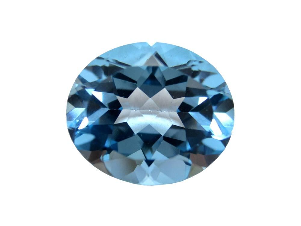 Blue Topaz - 5.87 Carat - GFE14008 - Main Image