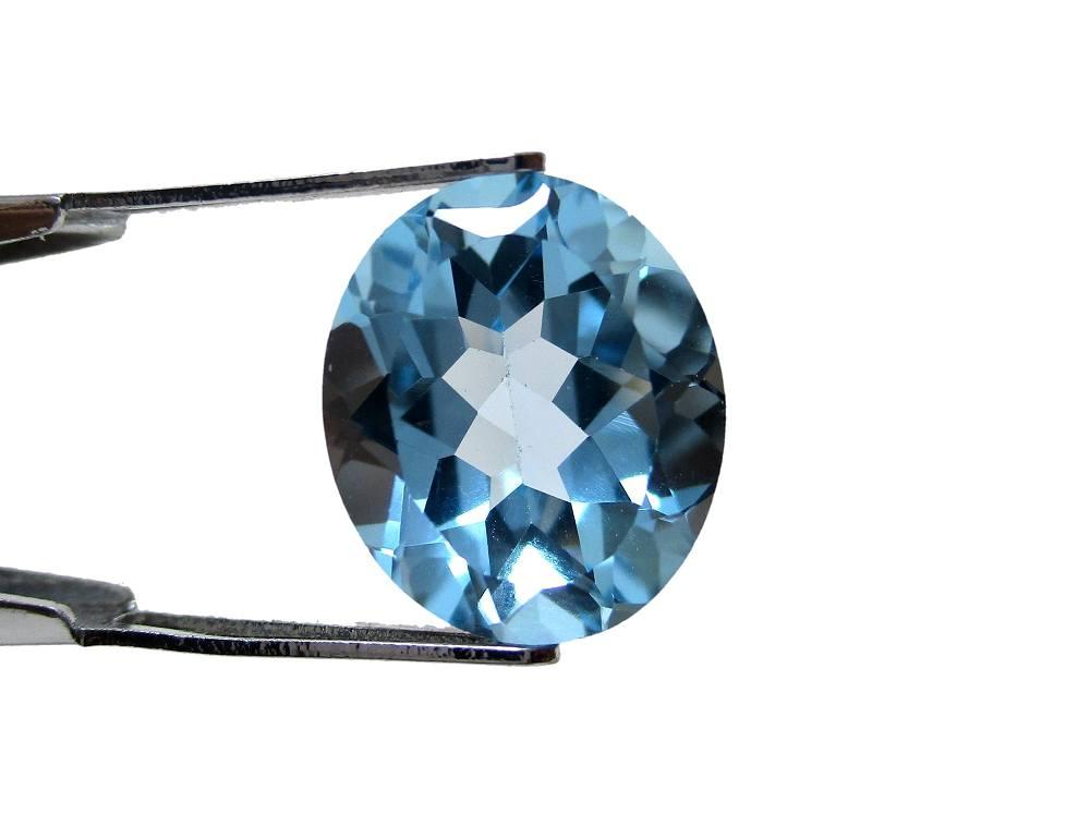 Blue Topaz - 5.87 Carat - GFE14008 - Image 2