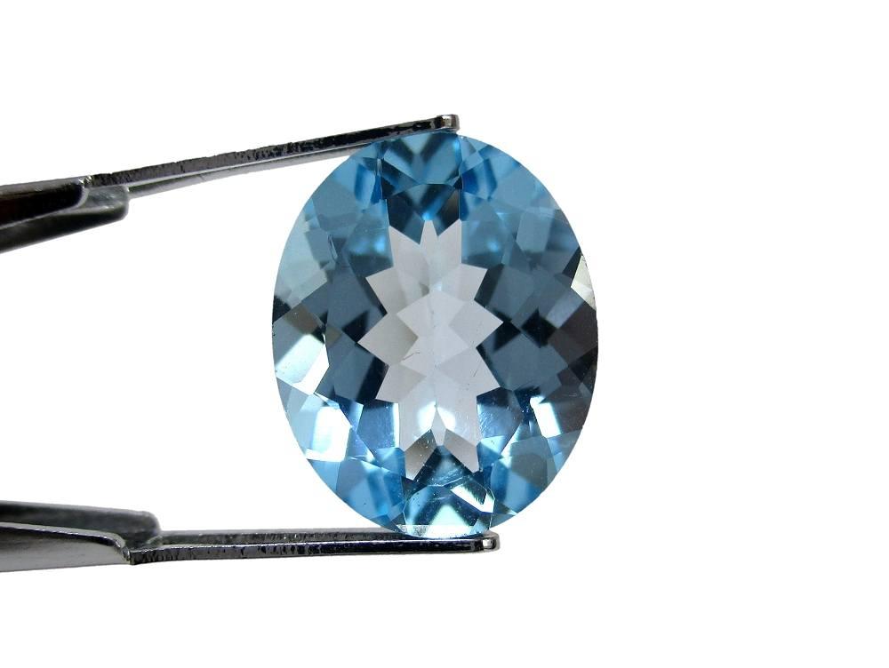 Blue Topaz - 5.90 Carat - GFE14009 - Image 2