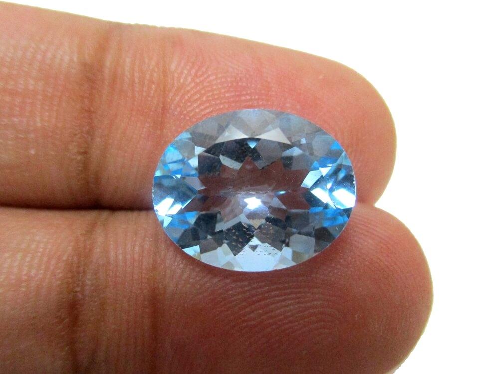 Blue Topaz - 5.90 Carat - GFE14009 - Image 3