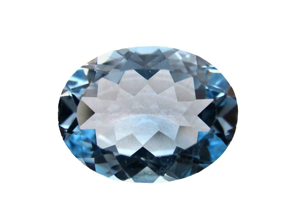 Blue Topaz - 5.93 Carat - GFE14010 - Main Image