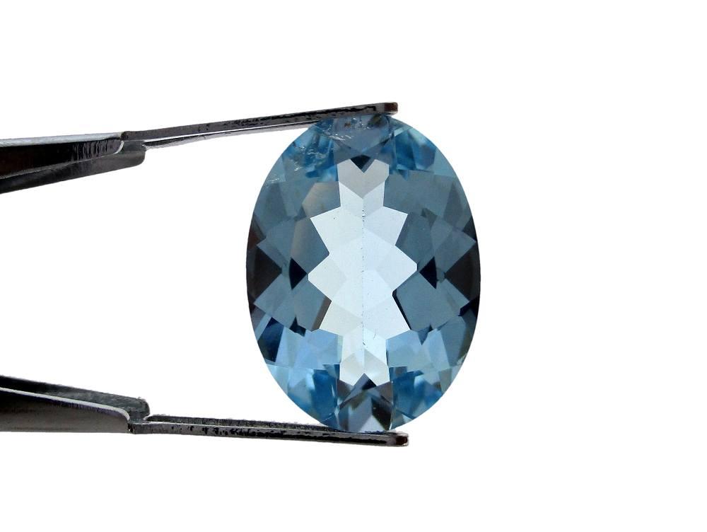 Blue Topaz - 6.18 Carat - GFE14012 - Image 2