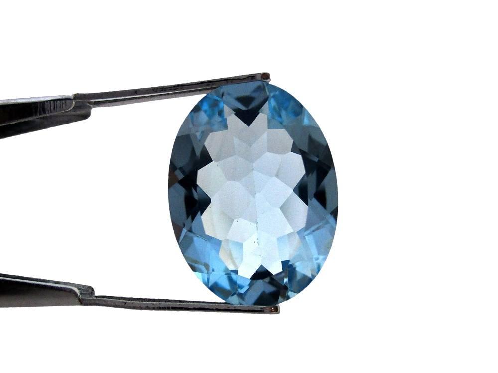 Blue Topaz - 6.42 Carat - GFE14013 - Image 2