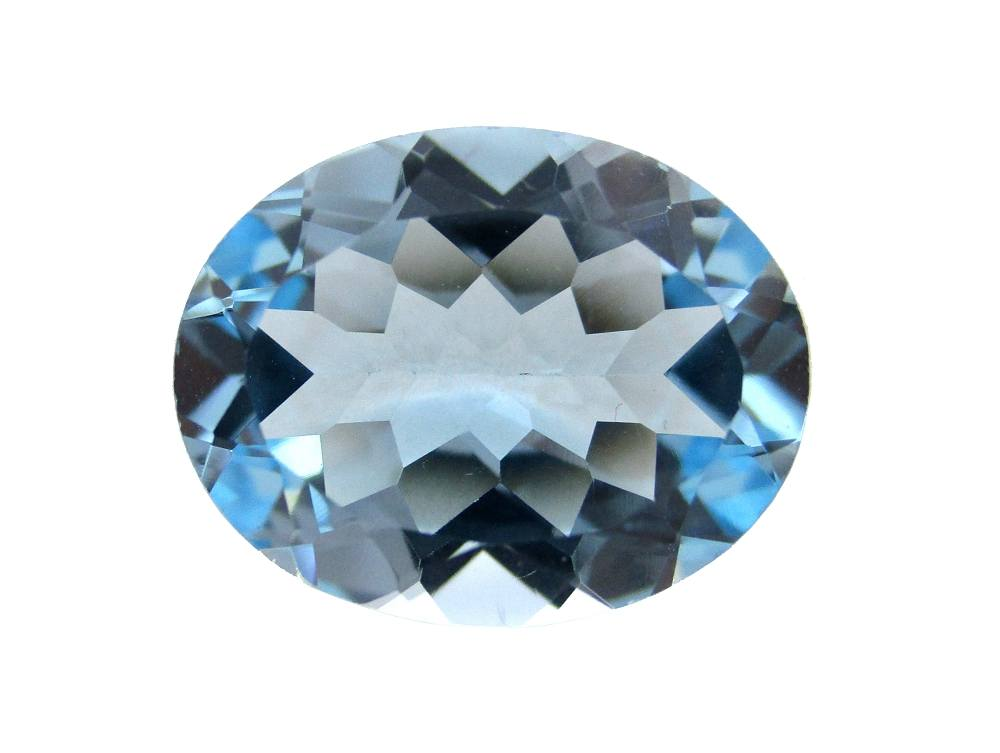 Blue Topaz - 6.67 Carat - GFE14014 - Main Image