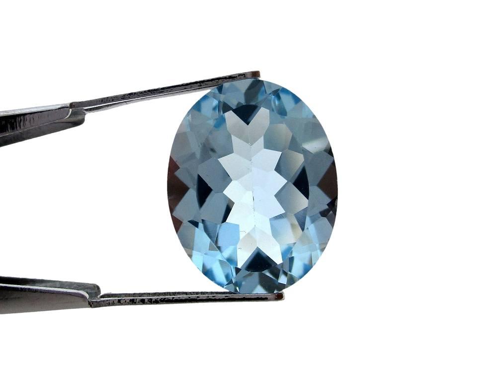 Blue Topaz - 6.67 Carat - GFE14014 - Image 2