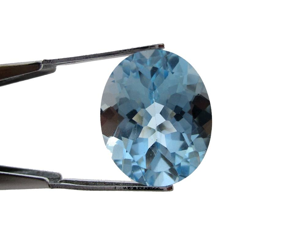 Blue Topaz - 7.82 Carat - GFE14015 - Image 2