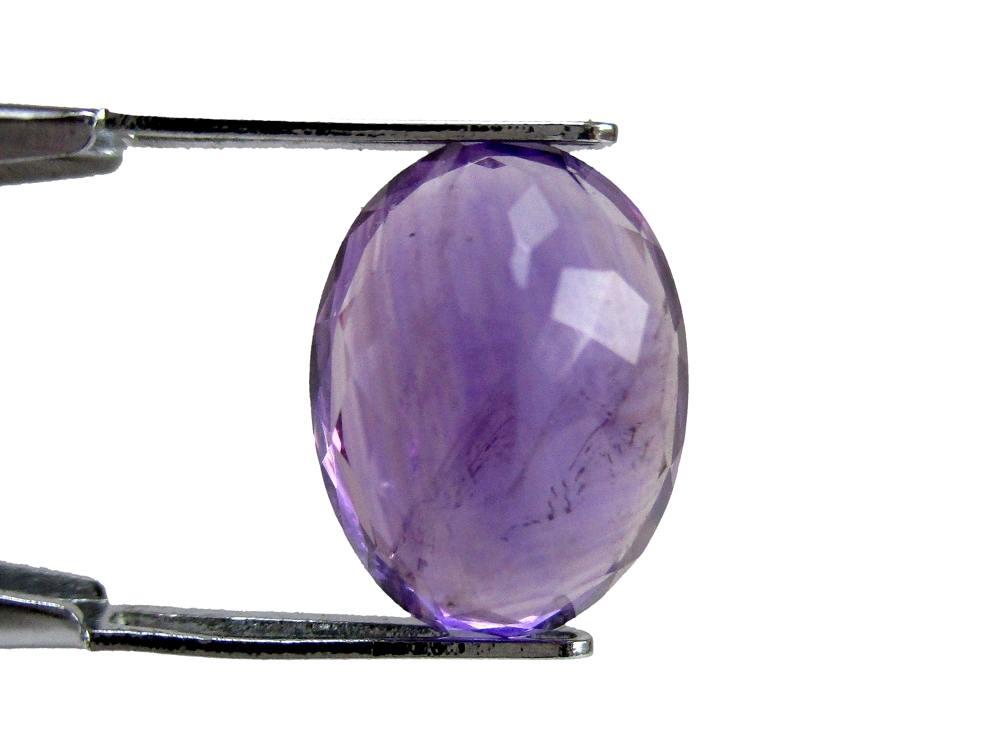 Amethyst - 4.63 Carat - GFE24011 - Image 3